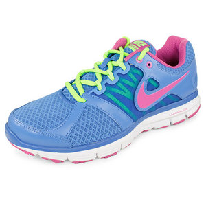 NIKE WOMENS LUNAR FOREVER 2 RUN SHOES DIST BL