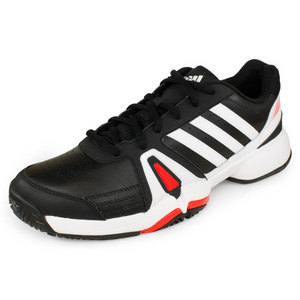 adidas MENS BERCUDA 3 SHOES BLACK/WHITE