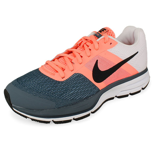 Women's Air Pegasus + 30 Running Shoes Pink And Gray