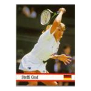Steffi Graf World of Sport Card