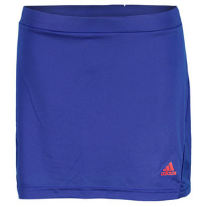 adidas GIRLS ADIZERO TENNIS SKORT HERO INK