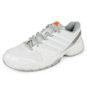 Women`s Bercuda 3 Tennis Shoes White and Gray