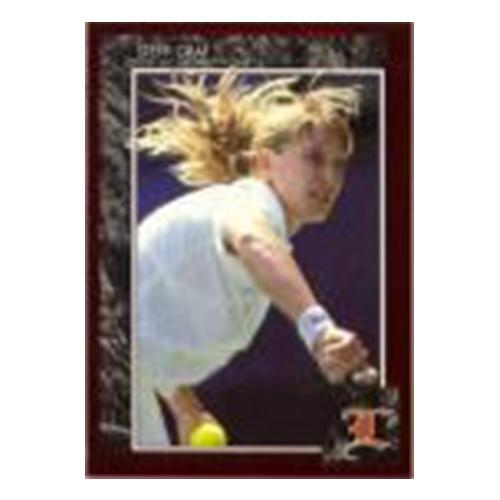 Steffi Graf Red Foil Card Ltd.Edition