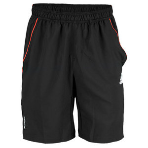 adidas MENS ADIPOWER BARRICADE SHORT BLACK