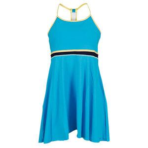 Women`s Verse Cami Tennis Dress Horizon Blu