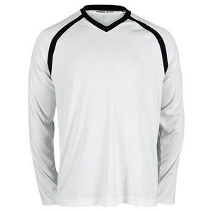 adidas MENS TS ENGINEERED LONG SLEEVE TEE WHITE