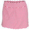 JOFIT Women`s Morocco Striped Swing Tennis Skort Raspberry