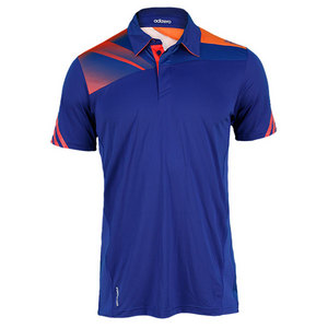 adidas MENS ADIZERO TENNIS POLO HERO INK