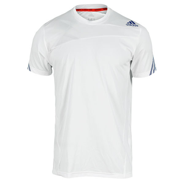 Men's Adizero Wimbledon Tennis Tee White