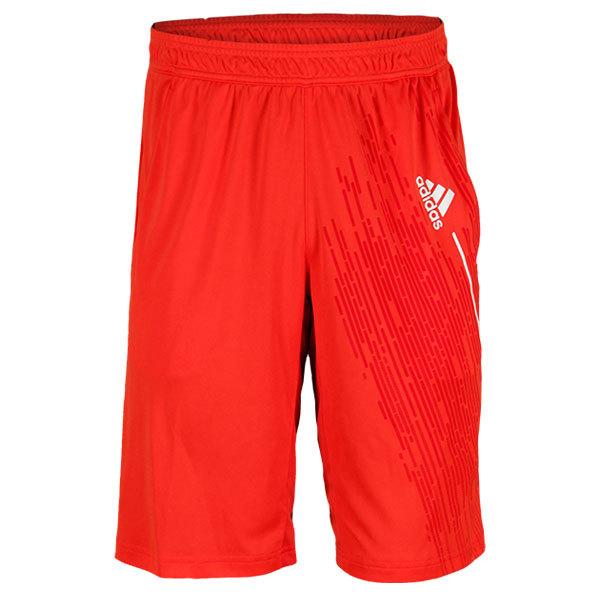 Men's Climacool Bermuda Tennis Short Hi- Res Red