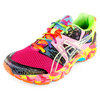 ASICS Junior`s Gel Noosa Tri 8 Running Shoes Pink