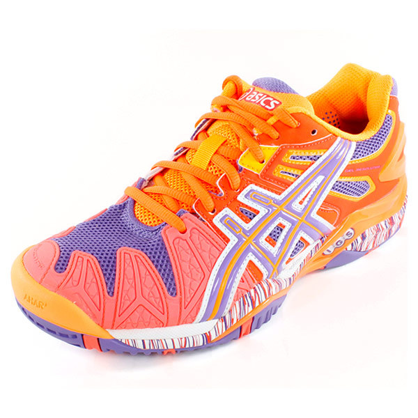 Women's Gel Resolution 5 Tennis Shoes Limited Edition