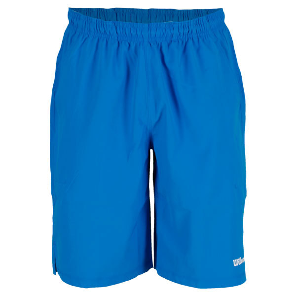 Men's Basic Woven Tennis Short Pool