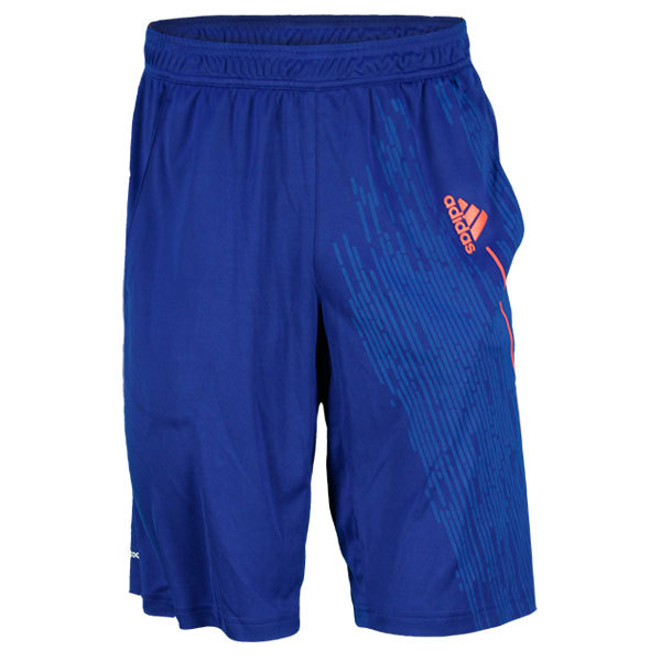 Men's Climacool Bermuda Tennis Short Hero Ink