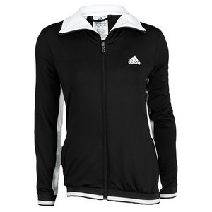 adidas WOMENS TS WARM UP JACKET BLACK