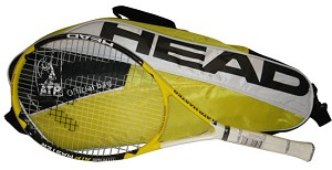 HEAD ATP MASTERS RACQUET WITH BAG (1/2)