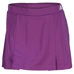 adidas WOMENS TS GALAXY SKORT 2 RAY PURPLE
