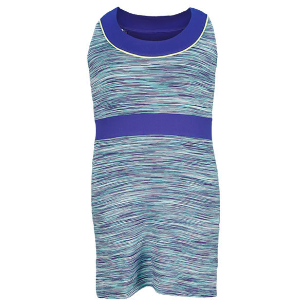 Girls ` Elated Picture Perfect Tennis Tank Dress Print