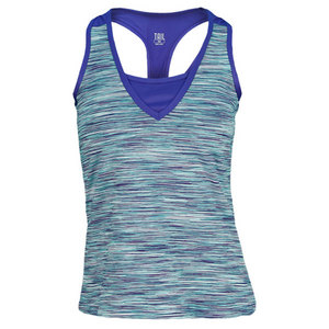TAIL WOMENS KRYSIA PICTURE PERFECT TANK PRINT