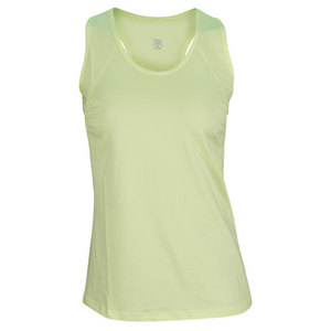 TAIL WOMENS LULA PICTURE PERFECT TANK YELLOW