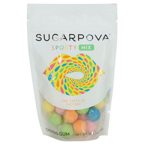 SUGARPOVA SPORTY MIX TENNIS BALL GUM