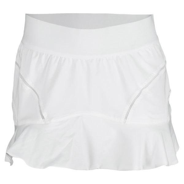 Women's Stella Mccartney Barricade 11 Inch Tennis Skort White