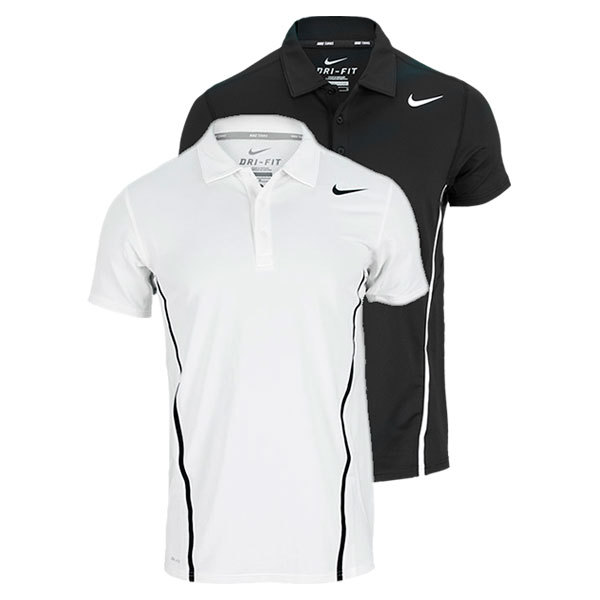 Men's Sphere Tennis Polo