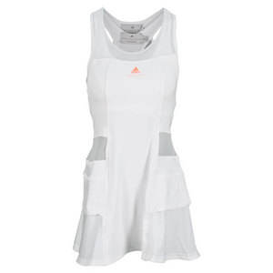 adidas WOMENS STELLA BARRICADE WIMB DRESS WH