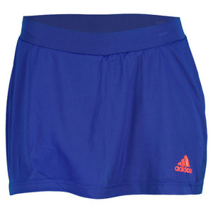 adidas WOMENS ADIZERO TENNIS SKORT HERO INK