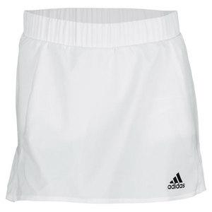 adidas WOMENS TS 13.25 INCH SKORT WHITE