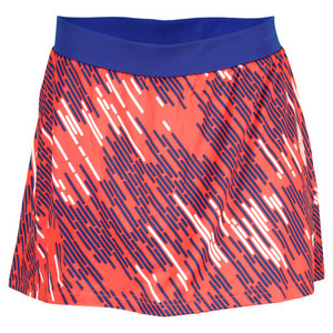 adidas WOMENS CLIMACOOL TENNIS SKORT HI-RES RED