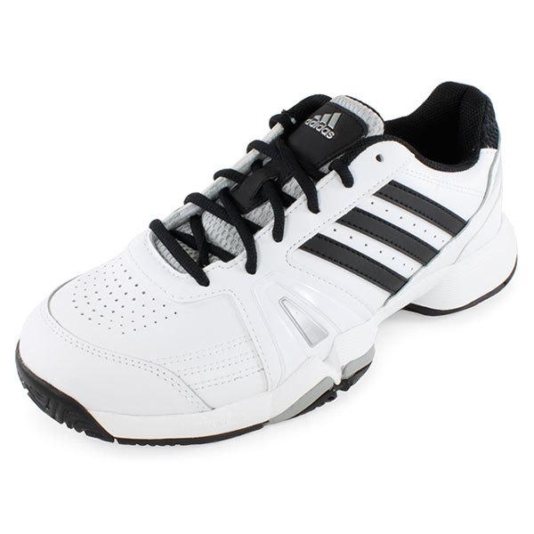 Bercuda 3 Adidas- White tennis shoes