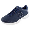 Women`s Stella McCartney Barricade Tennis Shoes Blue and Navy by ADIDAS