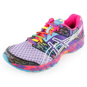 ASICS WOMENS GEL NOOSA TRI 8 SHOES VIOLET/PURP