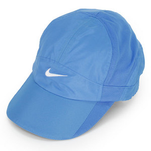 NIKE WOMENS FEATHERLIGHT CAP DISTANCE BLUE