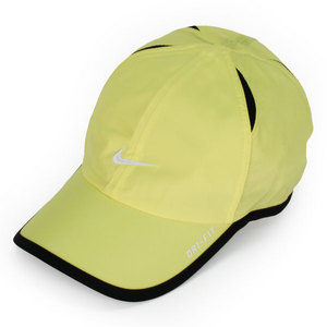 NIKE MENS FEATHERLIGHT CAP SONIC YELLOW