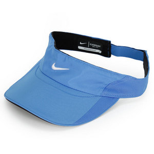 NIKE WOMENS FEATHERLIGHT VISOR DISTANCE BLUE