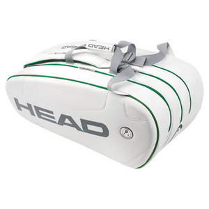 HEAD THE TENNIS WHITE BAG