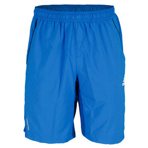 adidas MENS ADIPOWER BARRICADE SHORT BLUE