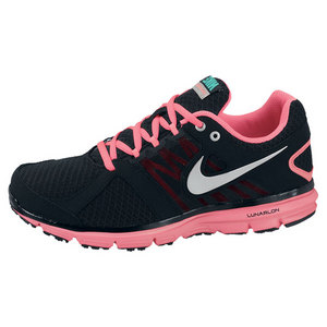 NIKE WOMENS LUNAR FOREVER 2 RUN SHOES BK/PK