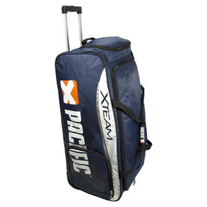 PACIFIC X TEAM TRAVEL WHEELIE TENNIS BAG BLUE