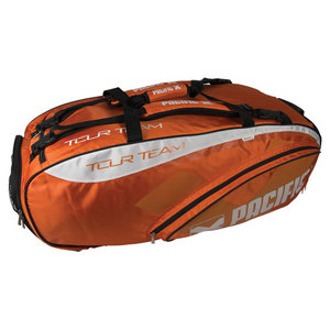 PACIFIC TOUR TEAM PRO 2XL TENNIS BAG ORANGE