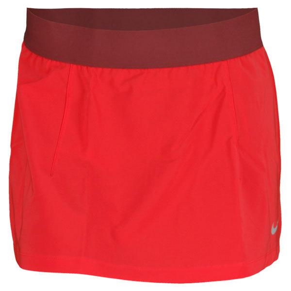 Women's Slam Tennis Skirt Fusion Red
