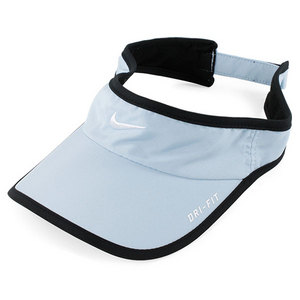 NIKE MENS FEATHERLIGHT VISOR LT ARMORY BLUE