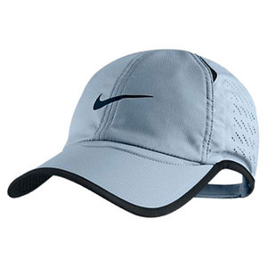 NIKE MENS PERFD FEATHER LT CAP LT ARMORY BLUE