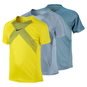 NIKE BOYS CONTEMPORARY ATHLETE US OPEN TOP
