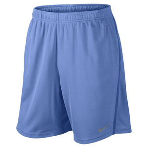 NIKE MENS POWER 9 INCH KNIT SHORT DISTANCE BL