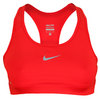 Women`s Pro Bra Red by NIKE