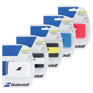BABOLAT DOUBLE LINE TENNIS HEADBAND