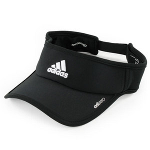 Men`s Adizero II Tennis Visor Black
